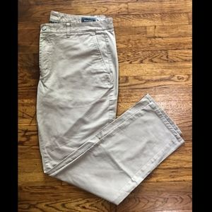 Bonobos Pants - BONOBOS Stretch Washed Chinos - Athletic Fit
